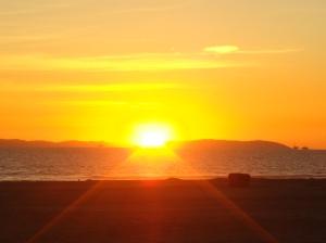 Newport_Sun_Set3