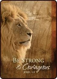 Be Strong Lion