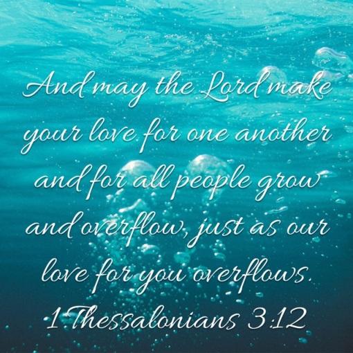 I Thessalonians 3_12