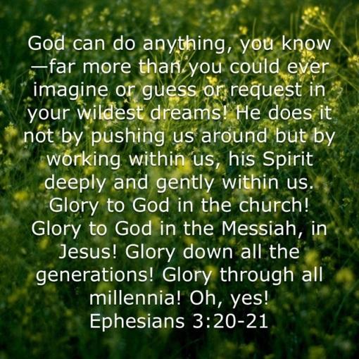 Ephesians 3_20-21